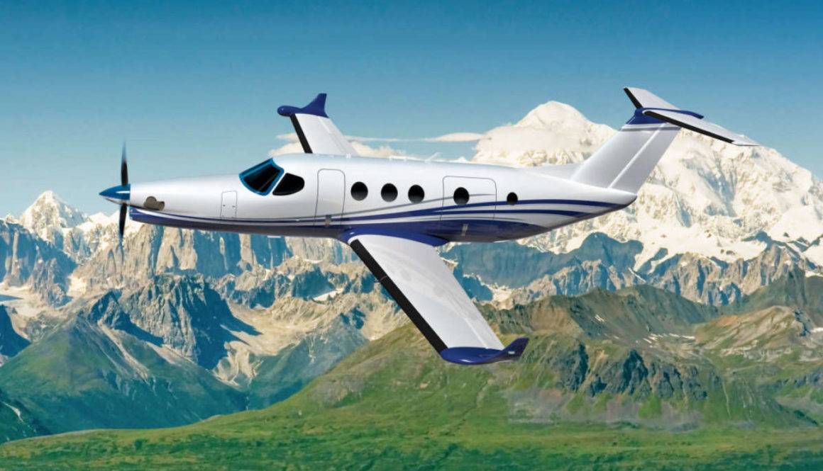 Textron Aviation debuts Cessna Denali single engine turboprop at Oshkosh Aerial